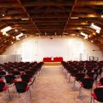 Il centro congressi del Muvita di Arenzano